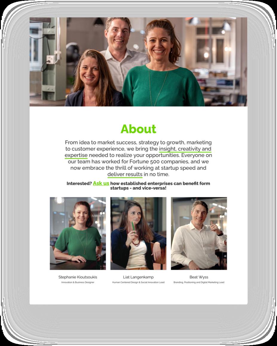 COdizajn projekt - izrada web stranica