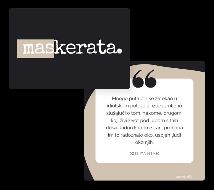 COdizajn projekt - Vizualni identitet