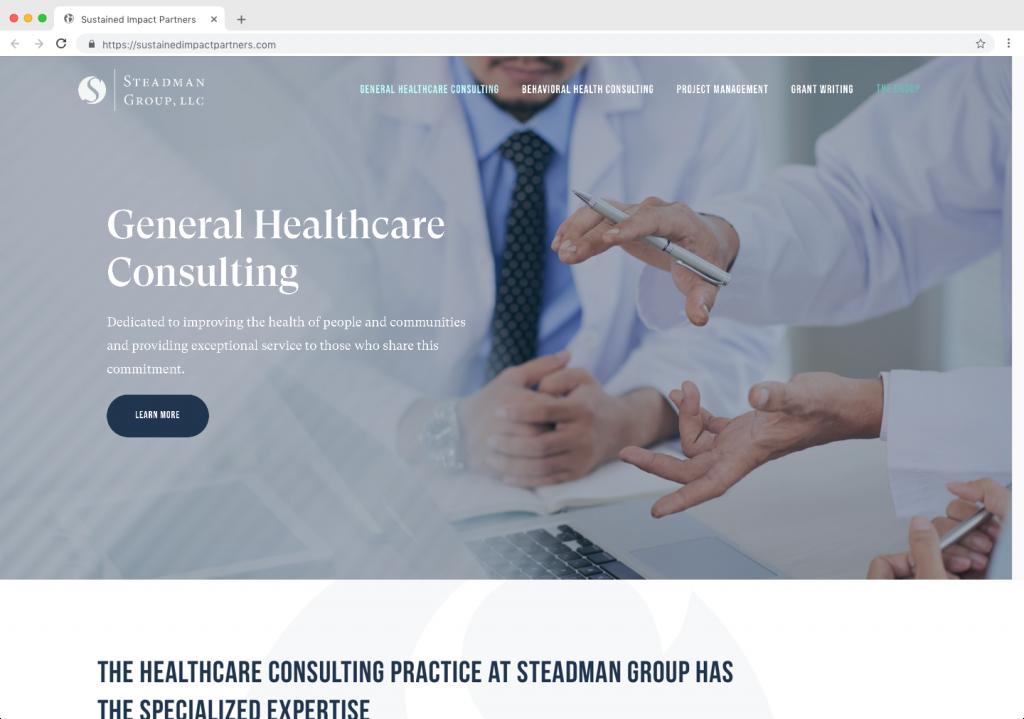 COdizajn Projekt - Steadman Group