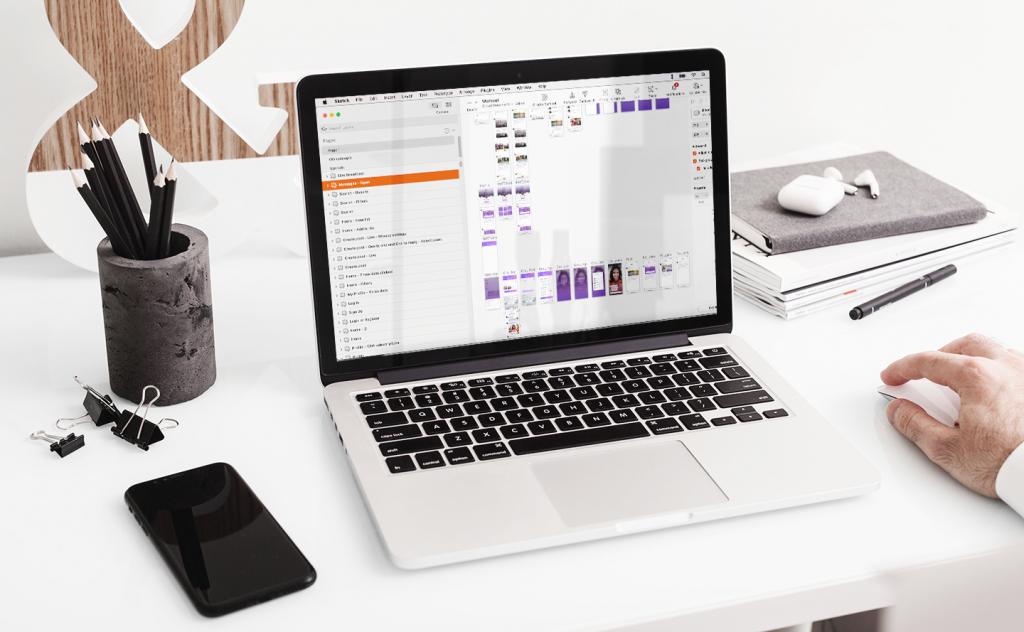 UI/UX dizajn - Dizajn mobilne aplikacije